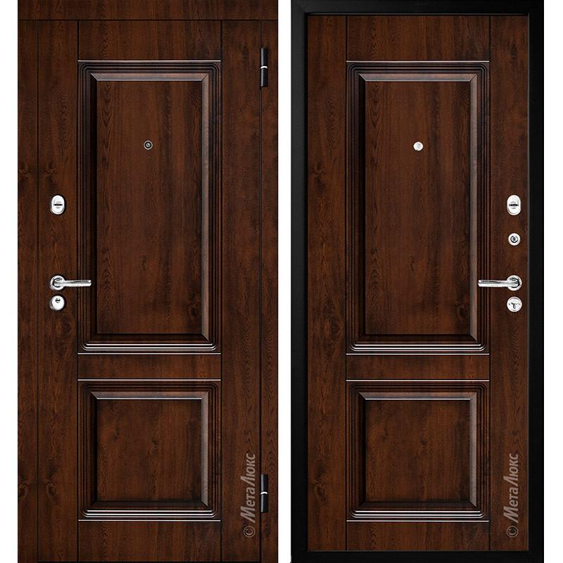 Входная дверь Металюкс М380 коллекция Гранд
