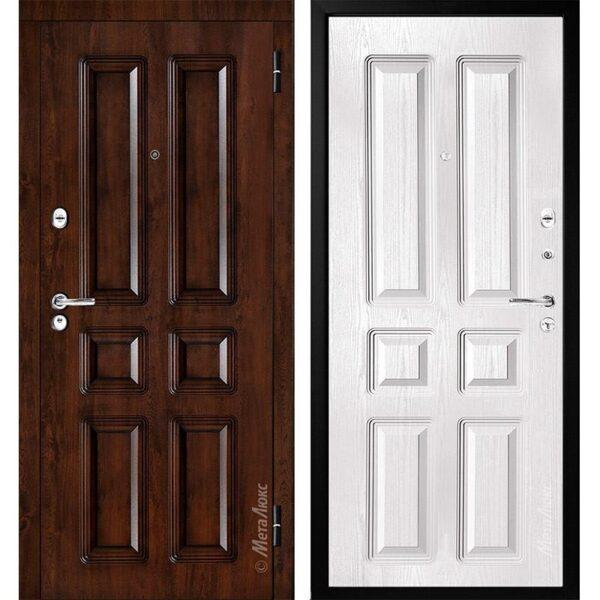 Входная дверь Металюкс М381/1 коллекция Гранд