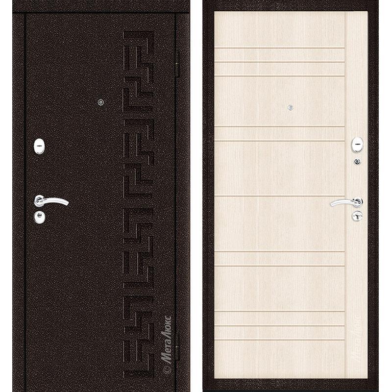 Входная дверь Металюкс М401 коллекция Стандарт