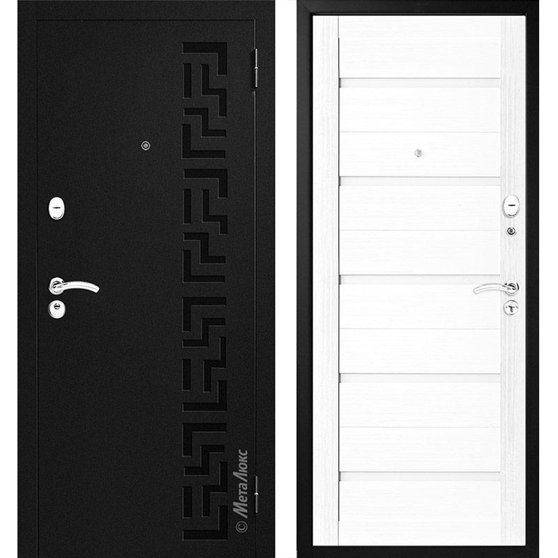 Входная дверь Металюкс М523 коллекция Стандарт