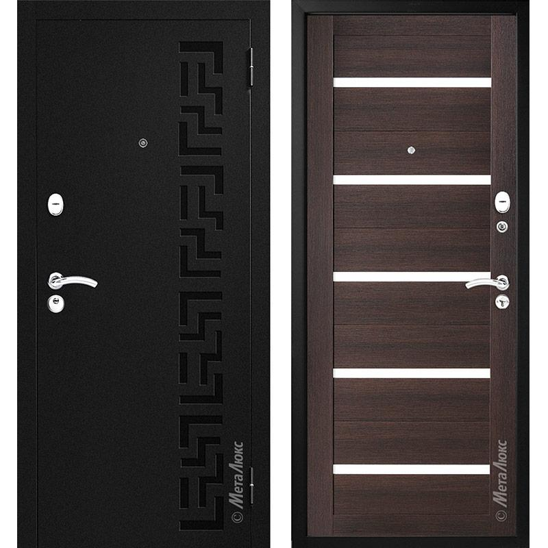 Входная дверь Металюкс М525 коллекция Стандарт