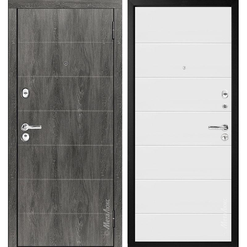 Входная дверь Металюкс М53/1 коллекция Триумф