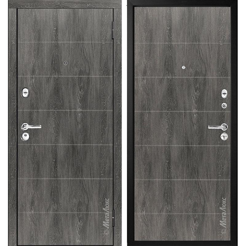 Входная дверь Металюкс М53 коллекция Триумф