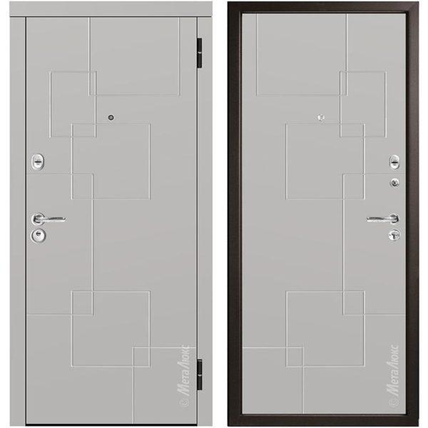 Входная дверь Металюкс М55/4 коллекция Триумф
