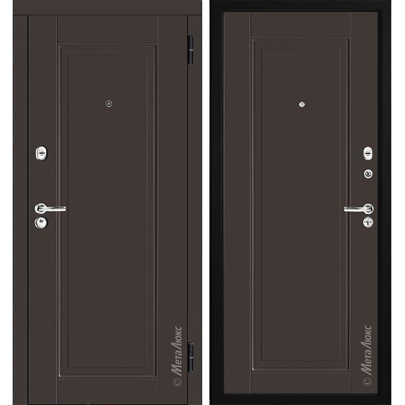 Входная дверь Металюкс М59/2 коллекция Триумф
