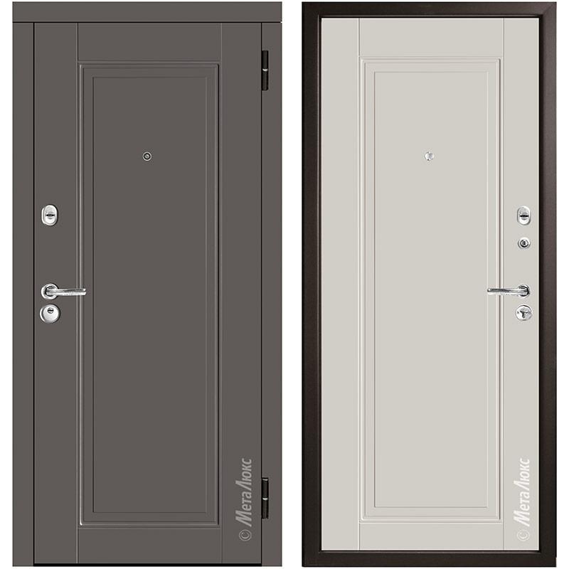 Входная дверь Металюкс М59/3 коллекция Триумф