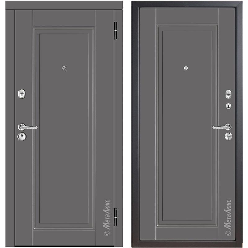 Входная дверь Металюкс М59 коллекция Триумф