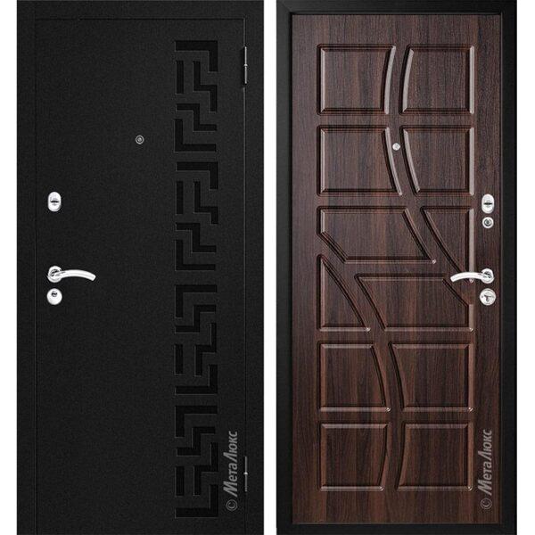 Входная дверь Металюкс М6 коллекция Тренд
