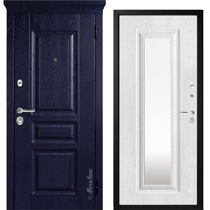 Входная дверь Металюкс М600 Z коллекция Элит
