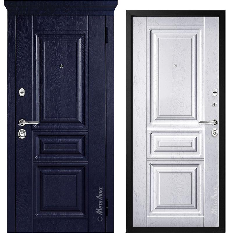 Входная дверь Металюкс М600 коллекция Элит
