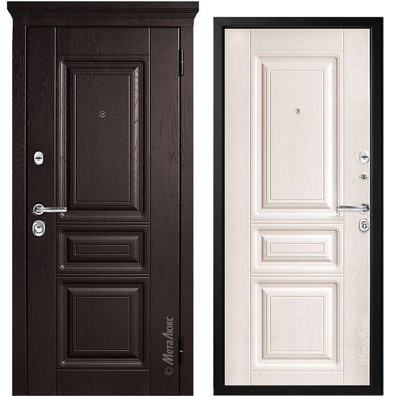 Входная дверь Металюкс М601 коллекция Элит
