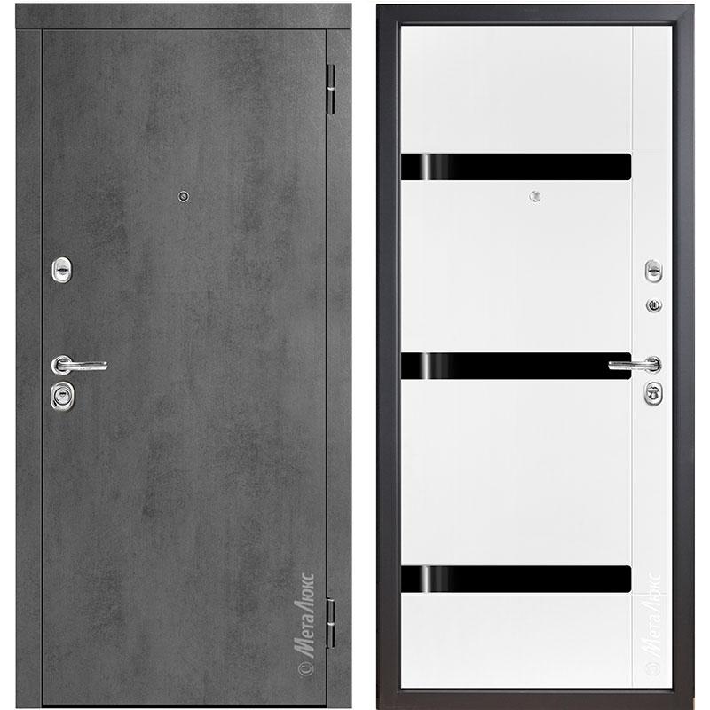 Входная дверь Металюкс М70 коллекция Элит
