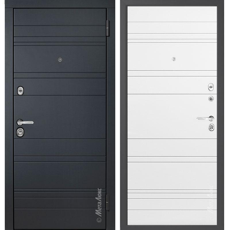 Входная дверь Металюкс М700 коллекция Статус