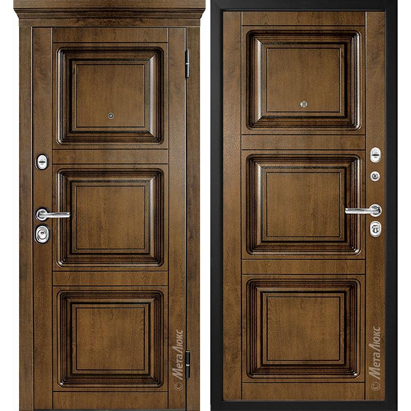 Входная дверь Металюкс М705 коллекция Статус