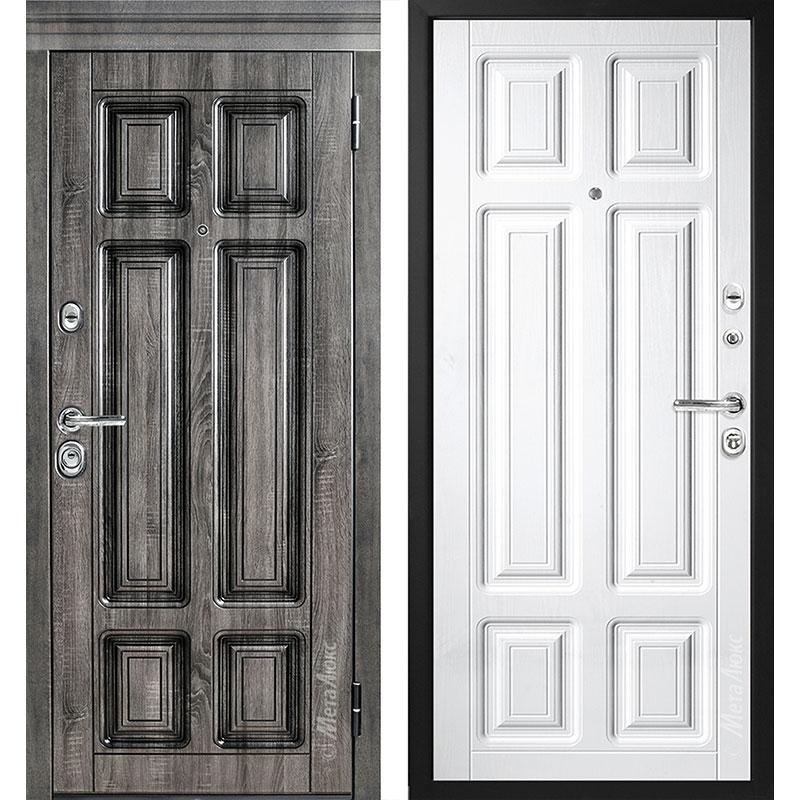 Входная дверь Металюкс М706/3 коллекция Статус