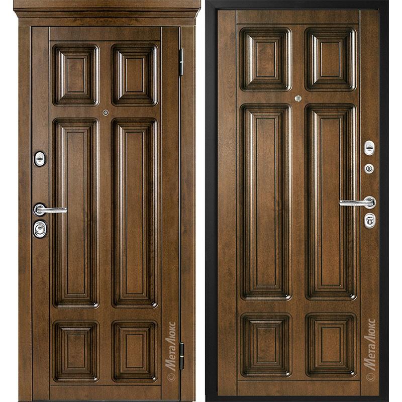 Входная дверь Металюкс М706/4 коллекция Статус