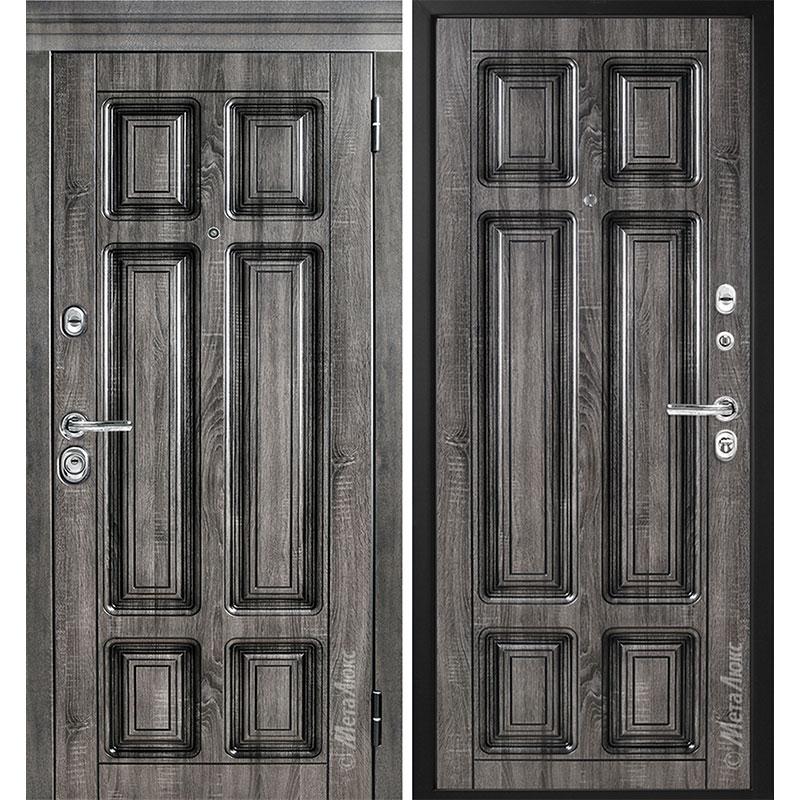 Входная дверь Металюкс М706 коллекция Статус