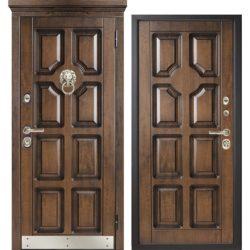Входная дверь Металюкс М707/3 коллекция Статус