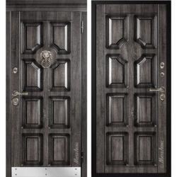 Входная дверь Металюкс М707/4 коллекция Статус