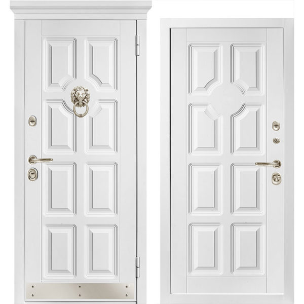 Входная дверь Металюкс М707 коллекция Статус
