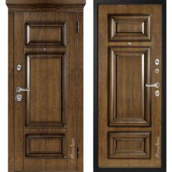 Входная дверь Металюкс М708 коллекция Статус