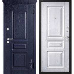 Входная дверь Металюкс М709/1 коллекция Статус