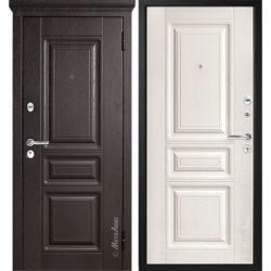 Входная дверь Металюкс М709 коллекция Статус