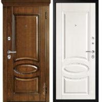 Входная дверь Металюкс М71/10 коллекция Элит