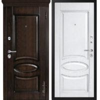 Входная дверь Металюкс М71/2 коллекция Элит
