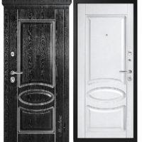 Входная дверь Металюкс М71/3 коллекция Элит