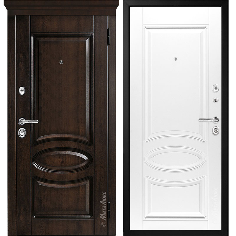 Входная дверь Металюкс М71/4 коллекция Элит