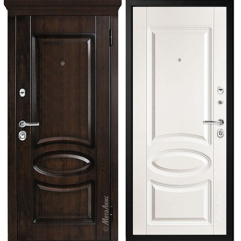 Входная дверь Металюкс М71/7 коллекция Элит