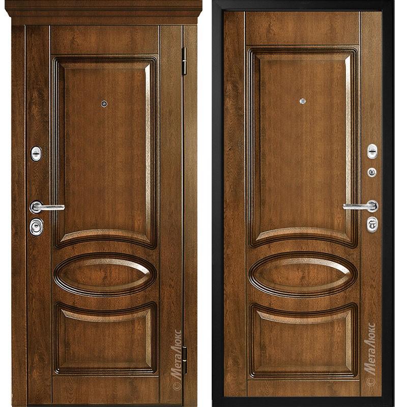 Входная дверь Металюкс М71/8 коллекция Элит