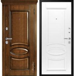Входная дверь Металюкс М71/9 коллекция Элит
