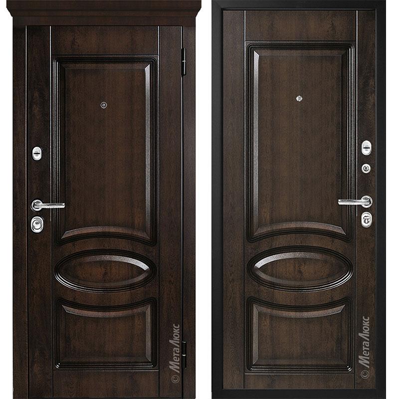 Входная дверь Металюкс М71 коллекция Элит
