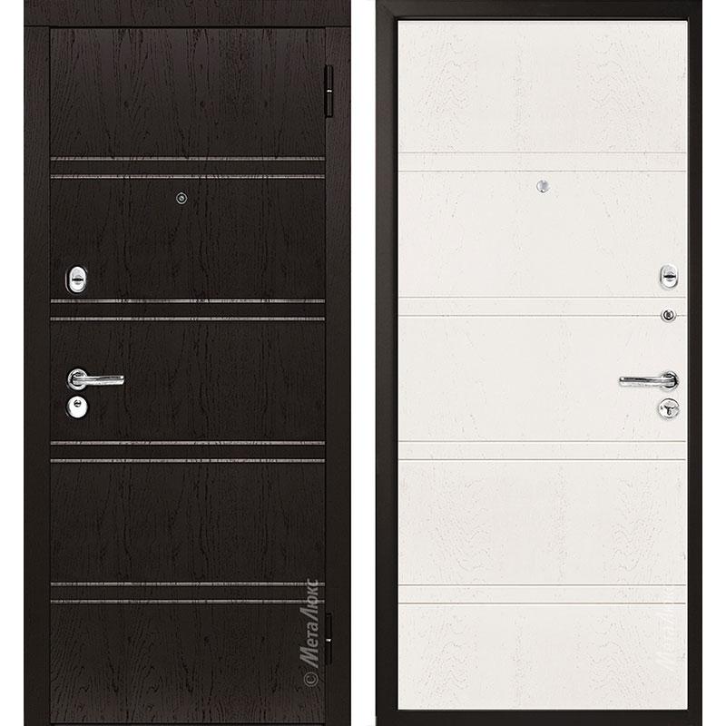 Входная дверь Металюкс М711/2 коллекция Статус