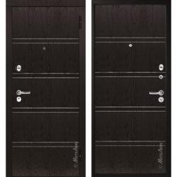 Входная дверь Металюкс М711 коллекция Статус