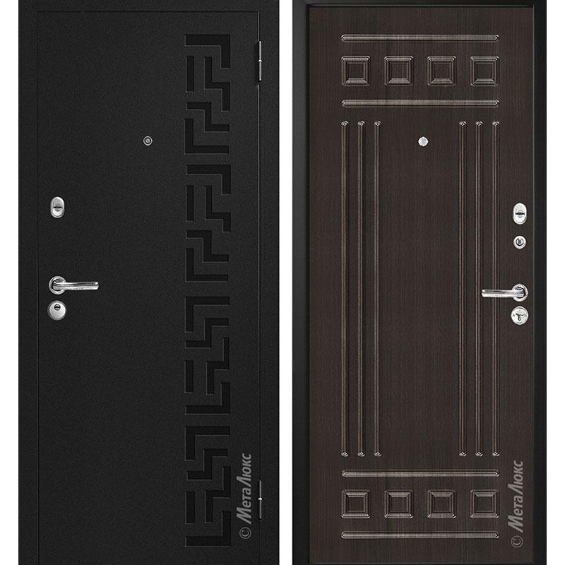 Входная дверь Металюкс М720 коллекция Статус