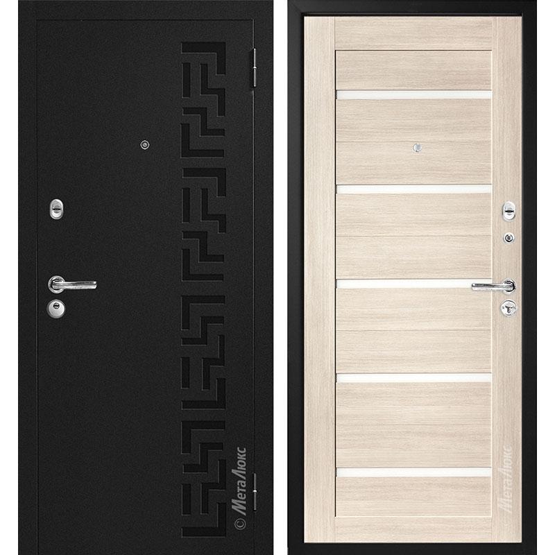 Входная дверь Металюкс М724 коллекция Статус