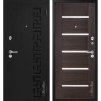 Входная дверь Металюкс М725 коллекция Статус