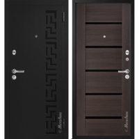 Входная дверь Металюкс М728 коллекция Статус