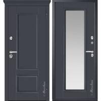 Входная дверь Металюкс М730/1 Z коллекция Статус