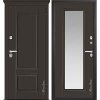 Входная дверь Металюкс М730/3 Z коллекция Статус