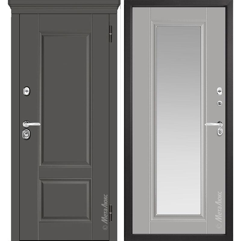 Входная дверь Металюкс М730/4 Z коллекция Статус