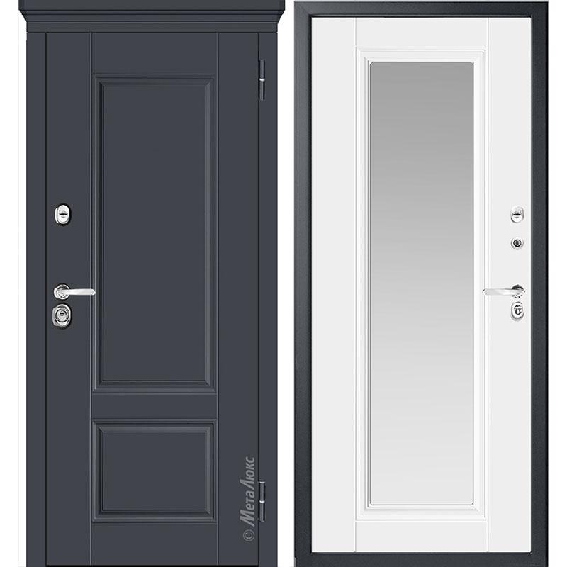 Входная дверь Металюкс М730 Z коллекция Статус