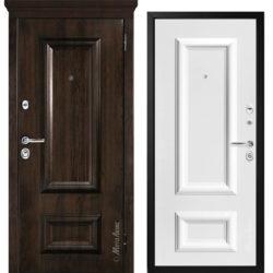 Входная дверь Металюкс М75/3 коллекция Элит