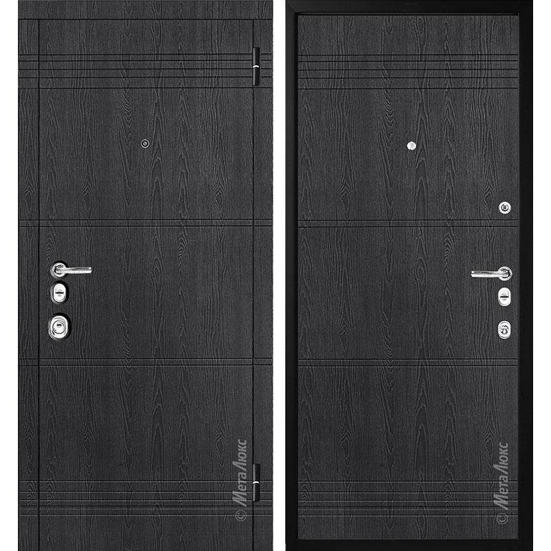 Входная дверь Металюкс М770/1 коллекция Статус