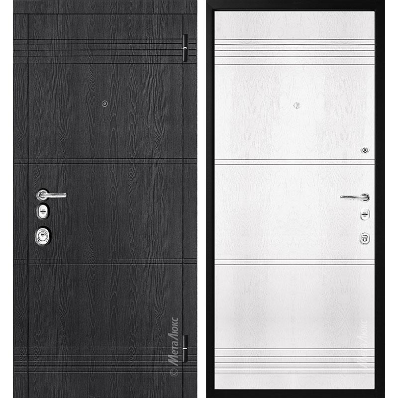 Входная дверь Металюкс М770 коллекция Статус