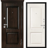 Входная дверь Металюкс М78/2 коллекция Элит
