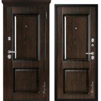 Входная дверь Металюкс М78 коллекция Элит